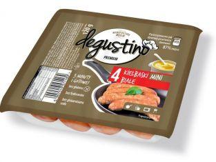 Degustino - kiełbaski białe