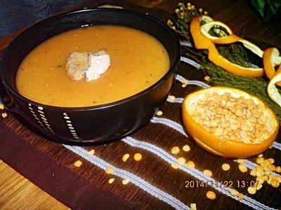 smaczna grochowa - zupa