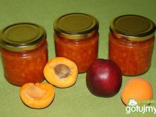 dżem morelowo-nektarynkowy