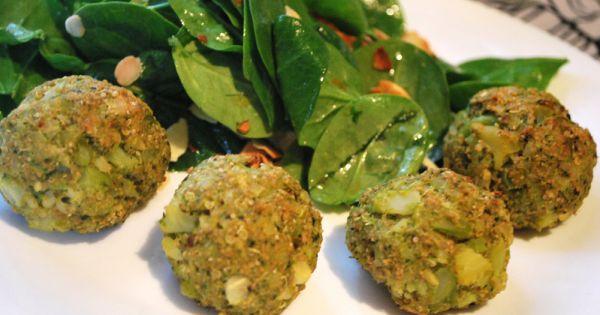rybno-brokułowe kotlety