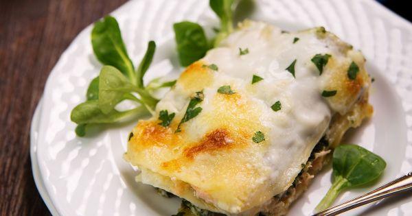 lasagne beszamel