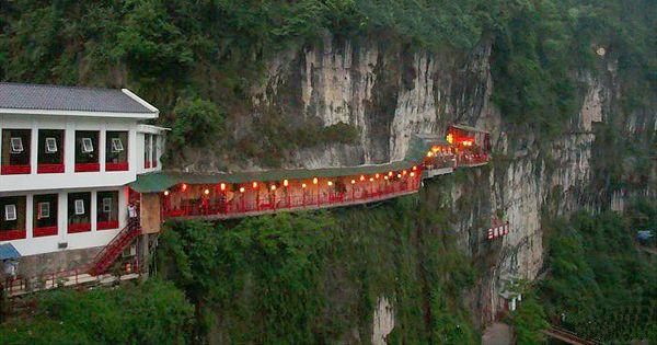 restauracja w Chinach