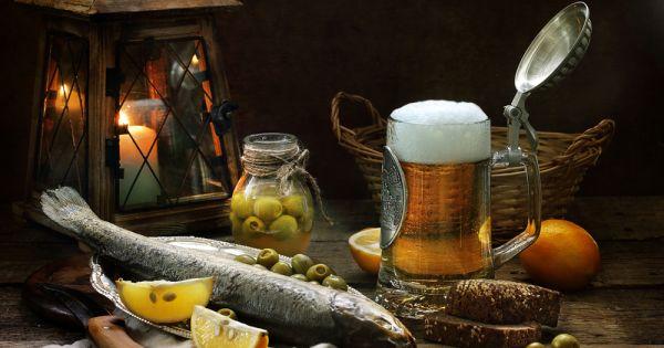 piwo początki