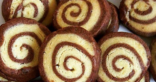 Ciastka spirale