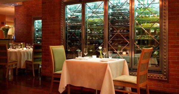 Wnętrze restauracji Venti-tre