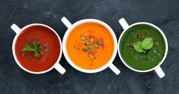 Kremowe zupy