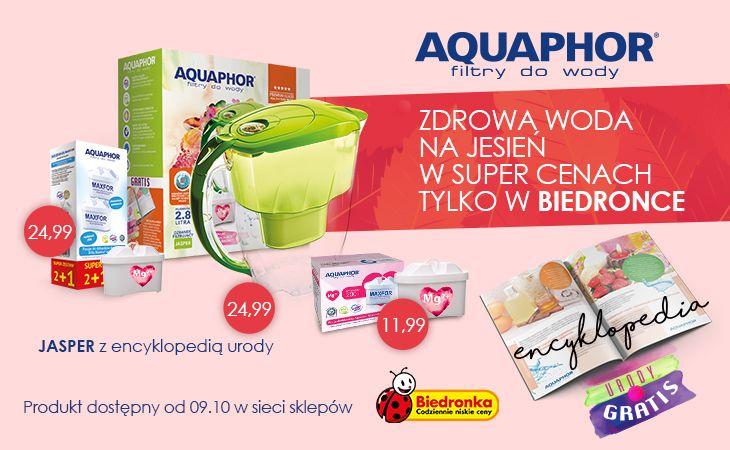 Dzbanek Aquaphor Jasper