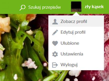 Zobacz lub Edytuj profil