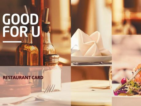 Karta Good For U Restaurant