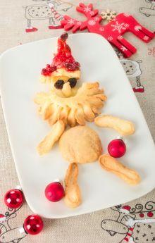 Ciasteczkowy święty Mikołaj