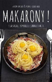 "Książka ""Makarony"""