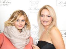 Izabela Zwierzyńska i Sandra Massoud