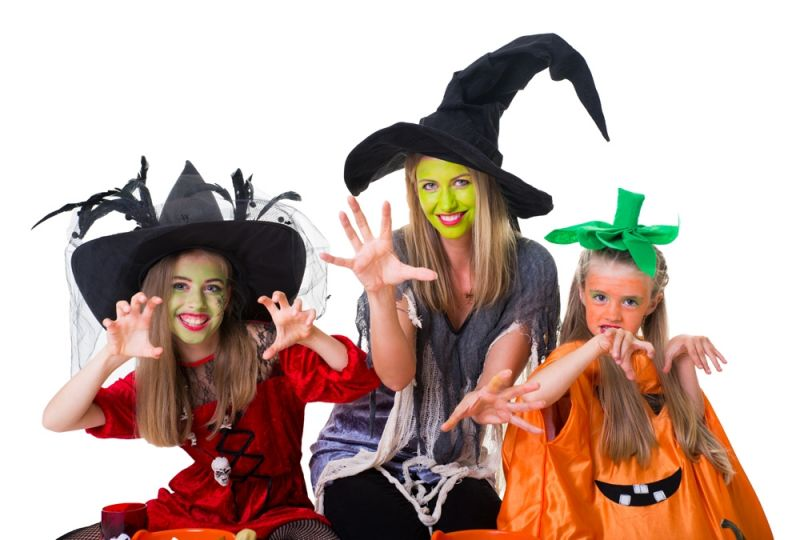 Stylizacje na Halloween