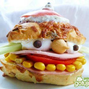 kanapka dla dziecka