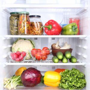 Żywność w lodówce