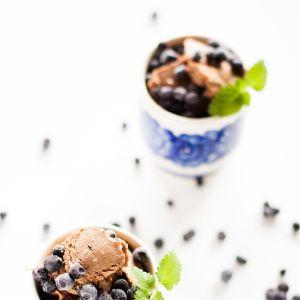 krem czekoladowo-nerkowcowy