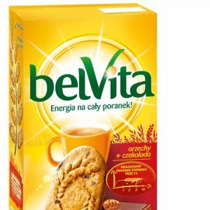 belVita czekolada i orzechy
