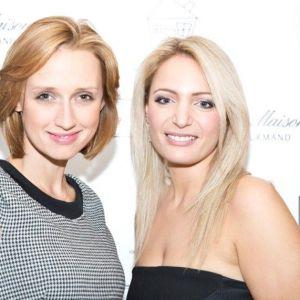 Anna Gzyra i Sandra Massoud