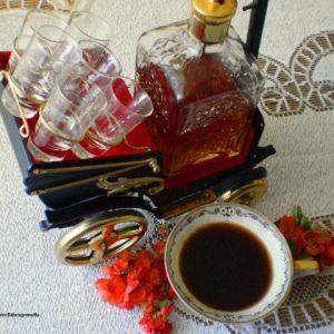 kawa miodowo-waniliowa
