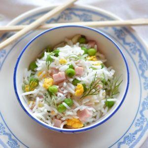 Ryż smażony po kantońsku
