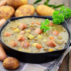 Zupa ziemniczana