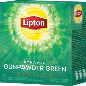 Lipton Dynamic Gunpowder Green