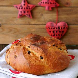 Chleb z morelami