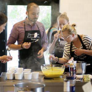Warsztaty kulinarne z Dominką Wójciak