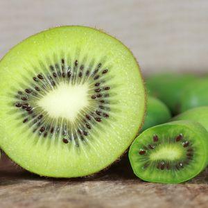 Mini kiwi i kiwi