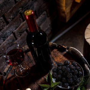 Wino z jeżyn