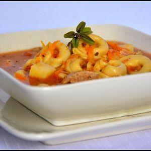 włoska zupa
