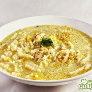 Zupa pieczarkowa wg Ilony