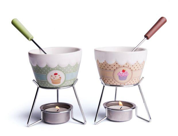 """Komplet 2 zestawów do fondue """"Claudia"""""""