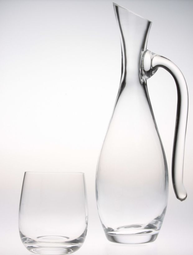 Zestaw szklany do napojów