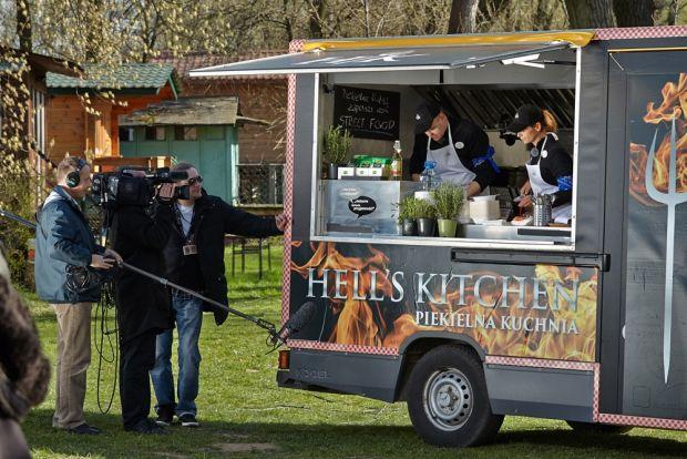Uczestnicy Hell's Kitchen