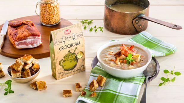 zupa grochowa