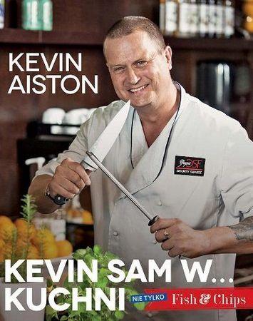 Książka - Kevin sam w... kuchni