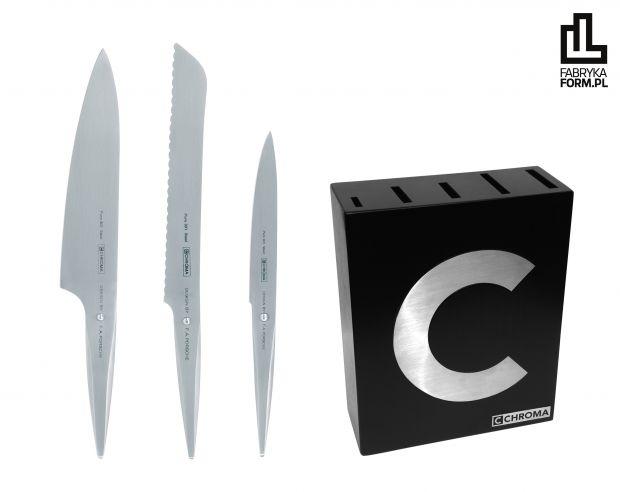 Zestaw noży Fabryka Form