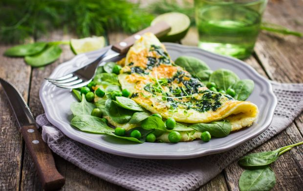 Domowy omlet