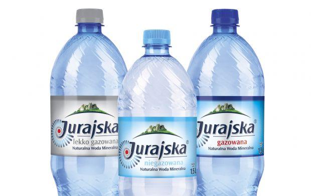 Jurajska naturalan woda mineralna