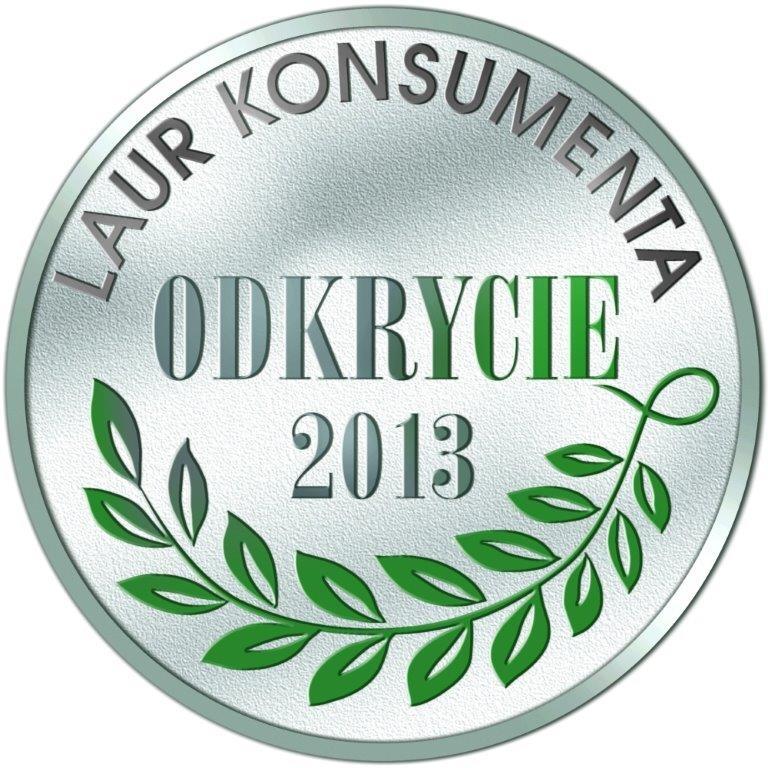Logo laureat konsumenta